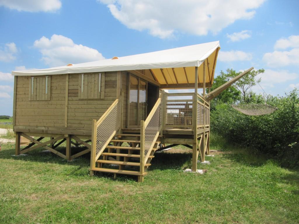 Camping ferme p dagogique de prunay loir et cherservices for Camping loir et cher avec piscine
