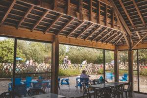 Tikibar Piscine pataugeoire ferme de prunay vacances calme nature espace